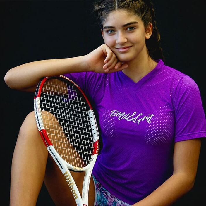Camisetas deportivas personalizadas para mujer