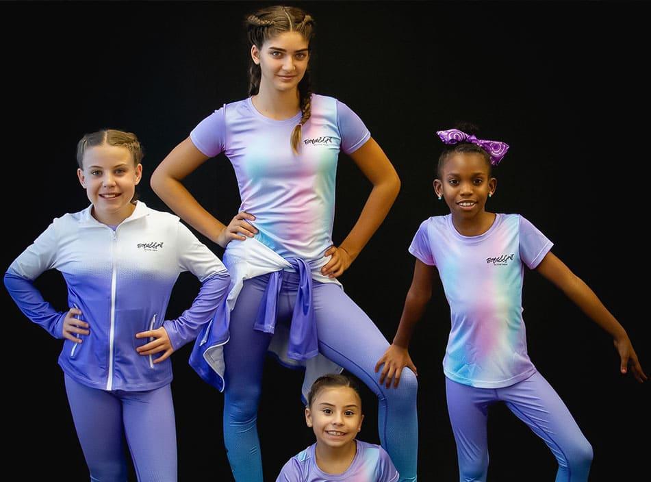 uniformes deportivos personalizados