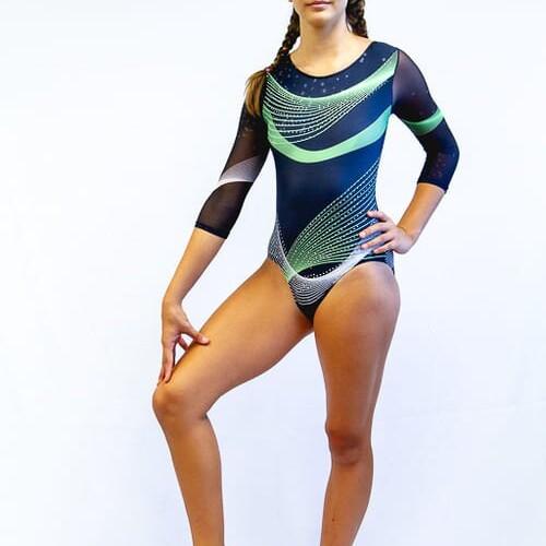 trusa deportiva personalizada para mujer
